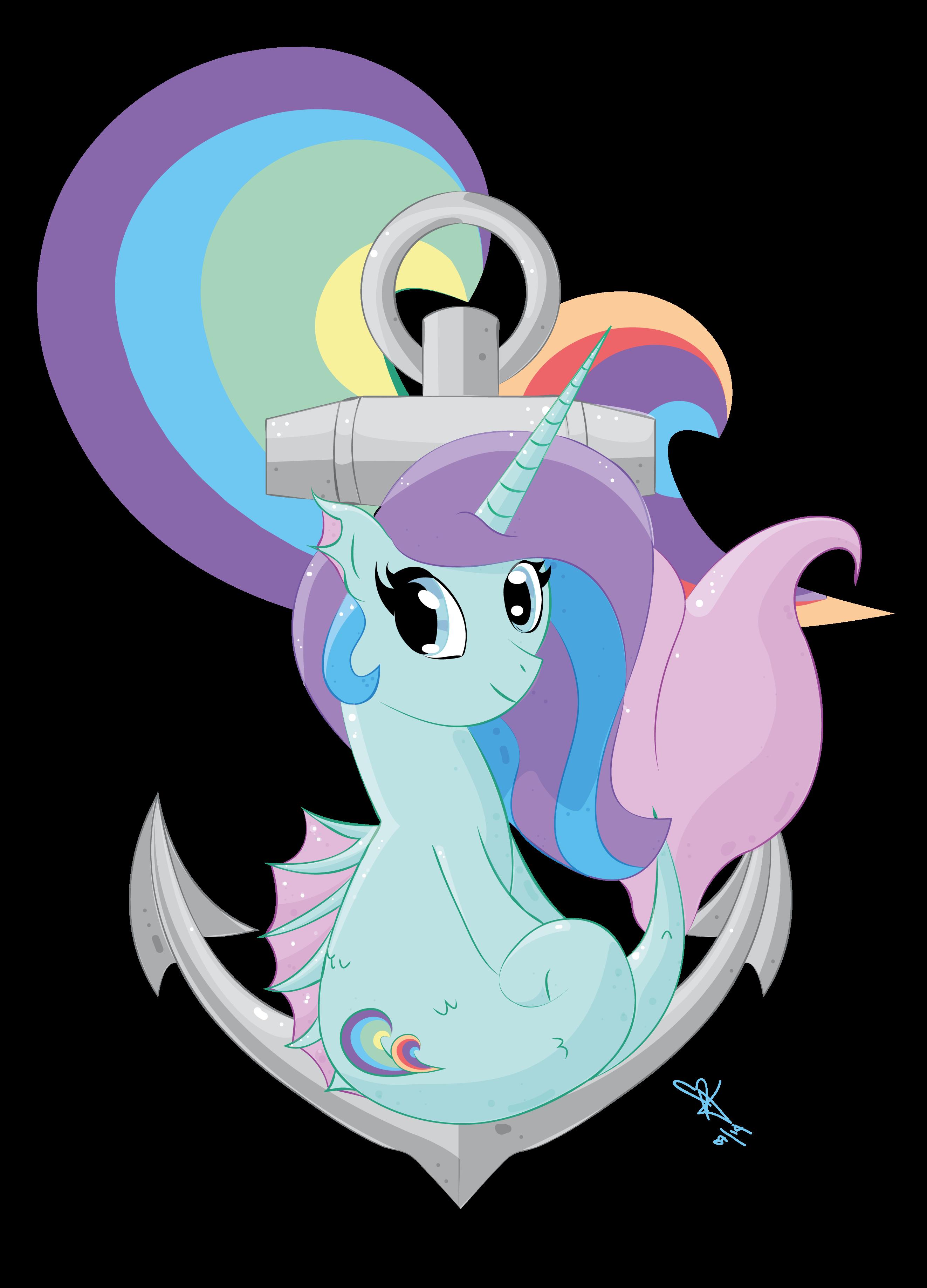 My little pony by snahbrandy 5